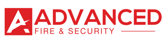 Advanced Fire & Security Logo