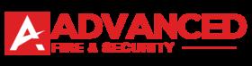 Advanced Fire & Security Logo